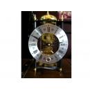 桌型 機械鐘 y03516  時鐘.溫度計.鏡子 機械鐘