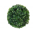 y03708-庭園造景-人工草皮-七里香球18cm