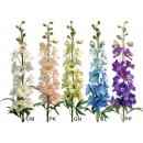 y03720-花材花藝果樹-花材-飛燕草(白、粉、綠、藍、紫)