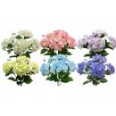 y03723-花材花藝果樹-花材-繡球花束(白、粉、紫、黃、淡藍、深藍)