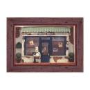 y03856 立體壁飾-立體畫-麵包店 CA90104