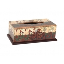 y03925 熊寶寶家族面紙盒 BB16