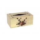 y03926 古典玫瑰面紙盒