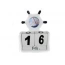 y03960 卡布里島時間盒-船舵