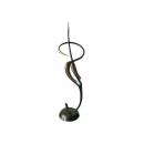 y09486 銅雕系列-動物-銅雕大情人鳥