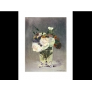 y09499 複製畫 Manet-Flowers in a Crystal Vase-PF80