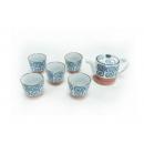 y09560 日式吉祥一壺五杯茶具組
