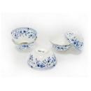 """y09569 藍玉骨瓷4.5""""飯碗(一組5入)"""