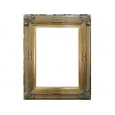 y09686  裝框裱褙相框-雕刻框-實木雕刻空框