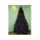 y09727五尺圓頭聖誕樹(黑色)481045