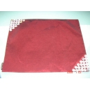 y09831貝殼餐墊-紅色