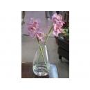 y09850 人造花藝-萬代蘭瓶