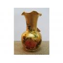 y09890義大利原裝進口金箔玫瑰花瓶
