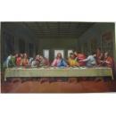 世界名畫擬摹-最後的晚餐(尺寸可訂製)_Last Supper-y09997