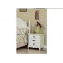 y10122 白色傢俱   維多利亞風格 傢俱   床頭櫃