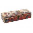 y10237-傢俱-木製貼圖傢俱-蜜蜂熊貼圖傢俱-長方筆盒