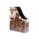 y10242-傢俱-木製貼圖傢俱-蜜蜂熊貼圖傢俱-桌上文件夾