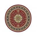 y10255-地毯-比利時圓形絲地毯