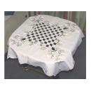 y10629-地毯桌旗抱枕布品-桌旗桌巾桌墊-LUVO進口桌巾