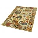 y10685-地毯.壁毯.踏墊-現代地毯-SILVER HALI 兒童卡通遊戲地毯