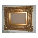 y10691 裝框裱褙相框-雕刻框-實木雕刻空框