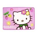 y10806-KITTY剴蒂貓系列-KITTY草苺地毯(多款)