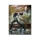 舞蹈題材-舞蹈女孩-y10836-畫作系列-油畫-油畫人物