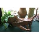 y10855-傢俱系列-創意造型風化傢俱-柚木椅