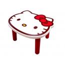 y10863-KITTY凱蒂貓系列-KITTY矮凳椅(KT-0631C)無庫存