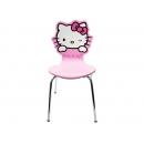 y10870-KITTY凱蒂貓系列-KIYTTY造型美樂椅(KT-0095)(已絕版)