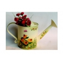 y10921-花器系列-鐵製花器(金屬)-彩繪澆花器(大)(4款)(FF0777)