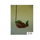 y11007 精緻人造花-草本類-維京豬籠草(咖啡)