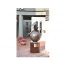 y11378 企業空間規劃-溪崑國中圖書館廣場前銅雕擺設規劃