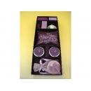 y11050 香氛蠟燭-日式蠟燭禮盒(松)紫色(共有四色)