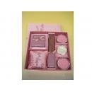 y11053 香氛蠟燭-日式蠟燭禮盒(梅)粉色(共有四色)