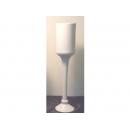 y11055 花器系列-陶瓷高腳杯60cm(台灣製造)