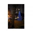 y11109 8米高聖誕樹造景規劃設計