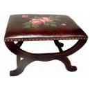 y11174 傢俱系列-手繪皮革造型椅