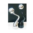 陶瓷系列-立體-嬉戲/一對 y11206  立體雕塑.擺飾 立體擺飾系列-幾何、抽象系列