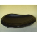y11239 花器系列- 船盤花器-黑(白)