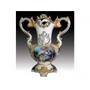 y11269 花器系列- 簡歐新磁瓷器-陶瓷大擺飾件