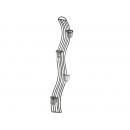 y11292 鐵材藝術系列-燭台鐵架