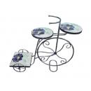 y11299 鐵材藝術系列-腳踏車置物架