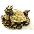 y11322 銅雕系列-動物-大龍龜