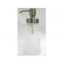 y11324 洗手間衛浴梳妝台系列-衛浴用具-氣泡式乳液瓶-弧形