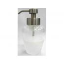 y11325 洗手間衛浴梳妝台系列-衛浴用具-氣泡式乳液瓶-圓形