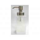 y11326 洗手間衛浴梳妝台系列-衛浴用具-氣泡式乳液瓶-方形