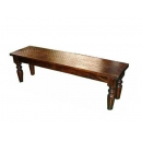 y11329 傢俱系列-印度傢俱-長板凳