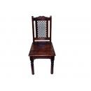 y11331 傢俱系列-印度傢俱-背鐵餐椅