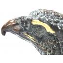 y11336 銅雕系列-動物-小老鷹頭*